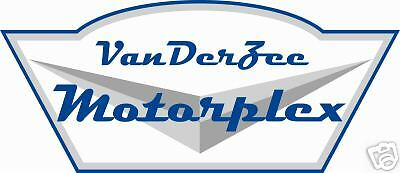 VanDerZee Motorplex