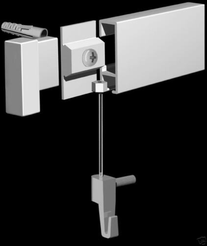 Arti Gallery Tracklight & Picture Hanging Systems Kit 4