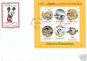 Disney  L039Art de Mickey par Floyd Gottfredson no 4 - Jersey, C.I., United Kingdom - Goods must be returned in original condition. Please note cost of goods only refunded, not postage. Most purchases from business sellers are protected by the Consumer Contract Regulations 2013 which give you the right to can - Jersey, C.I., United Kingdom