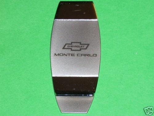 MONTE CARLO   -  money clip ORIGINAL BOX