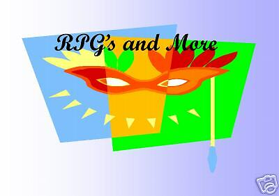 RPG's and More