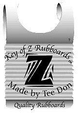 Key of Z Rubboards