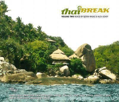 Thai Break Vol.2 - Various (2CDs) Neu