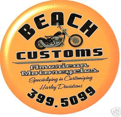 Beach Customs Motorcycles
