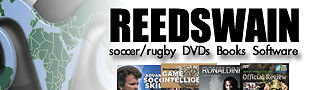 Reedswain Soccer DVD and Books
