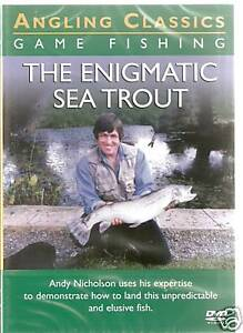 THE ENIGMATIC SEA TROUT DVD WITH ANDY NICHOLSON - <span itemprop=availableAtOrFrom>Birmingham, United Kingdom</span> - Returned items are accepted if found faulty. Please e-mail me if your item is faulty for further details. Most purchases from business sellers are protected by the Consumer Contract Re - Birmingham, United Kingdom